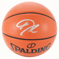 Giannis Antetokounmpo Signed NBA Basketball (JSA Hologram) at PristineAuction.com