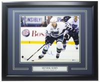 Henrik Sedin Signed Canucks 11x14 Custom Framed Photo Display (Beckett COA) at PristineAuction.com
