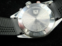 Tag Heuer Carrera Calibre S Laptimer Tachymeter Men's Wristwatch with Box & Papers at PristineAuction.com