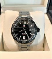 Tag Heuer Formula 1 Men's Wristwatch with Box & Papers at PristineAuction.com