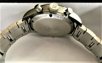 Bell & Ross Chronograph V120 Men's Wristwatch with Box & Papers at PristineAuction.com
