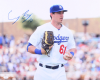 Cody Bellinger Signed Dodgers 16x20 Photo (JSA COA) at PristineAuction.com