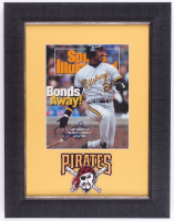 Barry Bonds Signed Pirates 15x19.5 Custom Framed Photo Display (JSA COA) at PristineAuction.com