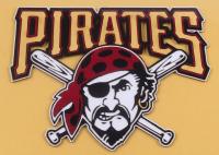 Barry Bonds Signed Pirates 15x19.5 Custom Framed Photo Display (JSA COA) at PristineAuction.com