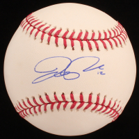 Joe Panik Signed OML Baseball (PSA COA) at PristineAuction.com