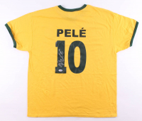 Pele Signed Jersey (PSA Hologram) at PristineAuction.com