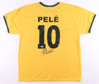 Pele Signed Jersey (PSA Hologram) at PristineAuction.com