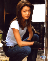 "Grace Park Signed ""Hawaii Five-0"" 8x10 Photo (Beckett COA) at PristineAuction.com"