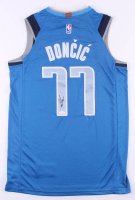 Luke Doncic Signed Mavericks Jersey (JSA COA) at PristineAuction.com