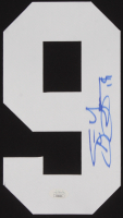 Steve Yzerman Signed #9 Jersey Number (JSA COA) at PristineAuction.com