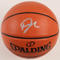 Giannis Antetokounmpo Signed NBA Game Ball Series Basketball (JSA Hologram) at PristineAuction.com