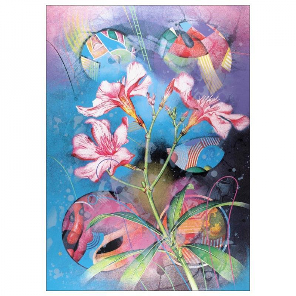 """Yankel Ginzburg Signed """"Six Days"""" Limited Edition 31x42 Serigraph at PristineAuction.com"""