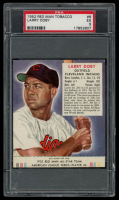 Larry Doby 1952 Red Man Tobacco #6 (PSA 5) at PristineAuction.com