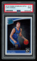 Luka Doncic 2018-19 Donruss Optic #177 RR RC (PSA 9) at PristineAuction.com