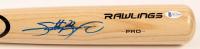 Sammy Sosa Signed Rawlings Pro Model Baseball Bat (Beckett COA) at PristineAuction.com