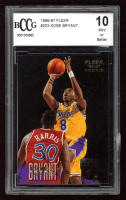 Kobe Bryant 1996-97 Fleer #203 RC (BCCG 10) at PristineAuction.com