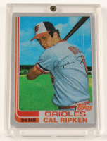 Cal Ripken Jr. LE The Keeper Series Card #5 With Display Case at PristineAuction.com