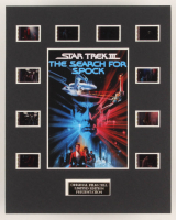 """""""Star Trek III: The Search for Spock"""" Limited Edition Original Film / Movie Cell Display at PristineAuction.com"""