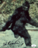 "Bob Gimlin Signed ""Patterson–Gimlin Film"" 8x10 Photo (JSA COA) at PristineAuction.com"