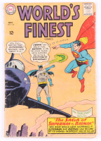"1965 ""Worlds Finest"" Issue #153 DC Comic Book at PristineAuction.com"