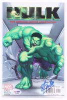 "Stan Lee Signed 2003 ""Hulk"" Marvel Comic Book (PSA COA) at PristineAuction.com"