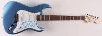 "Steve Miller Signed 39"" Electric Guitar Inscribed ""Please Excuse Me For Parking Illegally"" (JSA Hologram) at PristineAuction.com"