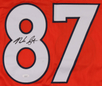 Noah Fant Signed Jersey (JSA COA) at PristineAuction.com