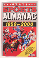 "Christopher Lloyd Signed ""Back to the Future Part II"" Grays Sports Almanac: 1950-2000 Paperback Book (Beckett Hologram) at PristineAuction.com"