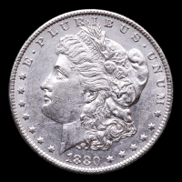 1880-O Morgan Silver Dollar at PristineAuction.com