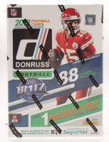 2019 Panini Donruss Football Blaster Box with (11) Packs at PristineAuction.com