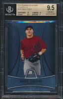 Mike Trout 2010 Bowman Platinum Prospects #PP5 (BGS 9.5) at PristineAuction.com