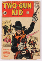 "1962 ""Two-Gun Kid"" Issue #60 Marvel Comic Book at PristineAuction.com"