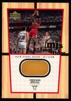 Michael Jordan 1999-00 Upper Deck MJ Final Floor #FF1 at PristineAuction.com