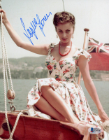 Sophia Loren Signed 8x10 Photo (Beckett COA) at PristineAuction.com