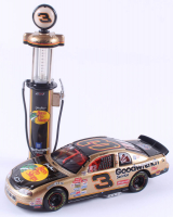 Lot of (2) Dale Earnhardt Sr. Limited Edition Die-Cast Items with (1) #3 Bass Pro Shops 1998 Monte Carlo 1:24 Scale Car & (1) #3 Bass Pro Shops 1998 Gas Pump at PristineAuction.com