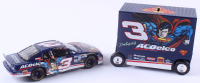 Lot of (2) Dale Earnhardt Jr. Limited Edition Die-Cast Items with (1) #3 ACDelco Superman 1999 Monte Carlo Elite 1:24 Car & (1) #3 ACDelco Superman 1999 Pit Wagon at PristineAuction.com