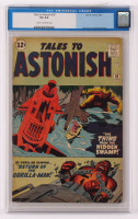 "1962 ""Tales To Astonish"" Issue #30 Marvel Comic Book (CGC 4) at PristineAuction.com"