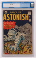 "1962 ""Tales To Astonish"" Issue #31 Marvel Comic Book (CGC 4) at PristineAuction.com"