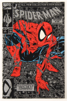 Spider-Man Issue #1 Silver Edition Marvel Comic Book at PristineAuction.com