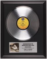 "Original Vintage Madonna's ""Like A Virgin"" 16x20 Custom Framed Vinyl Record Display at PristineAuction.com"