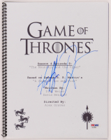 "Hafpor Julius Bjornsson Signed ""Game of Thrones"" Episode Script (PSA Hologram) at PristineAuction.com"