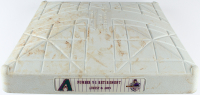 Diamondbacks Game-Used Base (MLB Hologram) at PristineAuction.com