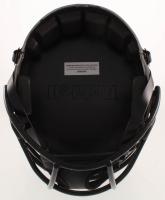"Drew Brees Signed Saints Eclipse Alternate Full-Size Speed Helmet Inscribed ""SB XLIV MVP (Beckett COA & Brees Hologram) at PristineAuction.com"