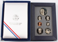 1993 United States Mint Prestige Set with (7) Coins at PristineAuction.com