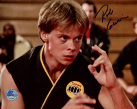 "Rob Garrison Signed ""The Karate Kid"" 8x10 Photo (Pro Player Hologram) at PristineAuction.com"