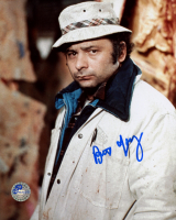 "Burt Young Signed ""Rocky"" 8x10 Photo (Pro Player Hologram) at PristineAuction.com"