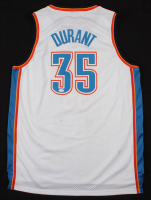 Kevin Durant Signed Thunder Jersey (JSA COA) at PristineAuction.com