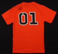 "John Schneider Signed ""The Dukes of Hazzard"" T-Shirt Inscribed ""Bo"" (JSA COA) at PristineAuction.com"