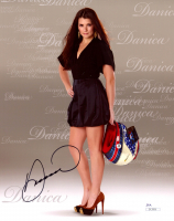 Danica Patrick Signed 8x10 Photo (JSA COA) at PristineAuction.com