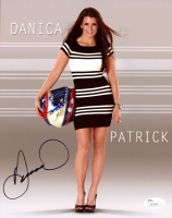 Danica Patrick Signed 8x10 Photo (JSA COA) at PristineAuction.com